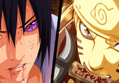 Naruto Sasuke Rikudo Sennin