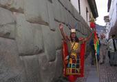 Ville de Cusco au Perou