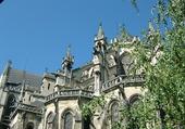 Chevet cathédrale de TROYES