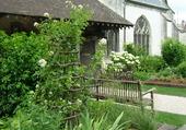 Jardins de Ste Madeleine à Troyes