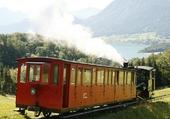 un train in austria