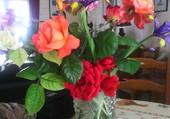Fleurs de mon jardin.