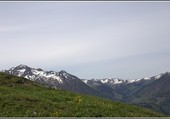Printemps en montagnes