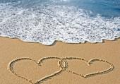 Puzzle Amour de vacances.