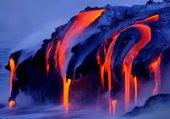 lave de volcan magnifique