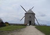 Moulin à vent normand
