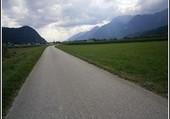 Une longue route