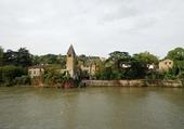 Chasselay. Bord de Saône