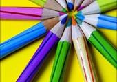 Puzzle crayons