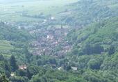 Un village du Bas-Rhin
