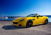 Rosso Ferrari California