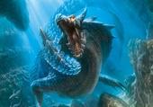 Dragon des mers...