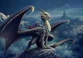 Dragon en armure...