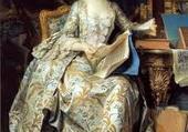 Quentin Latour Mme de Pompadour