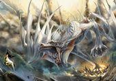 Dragon blanc...