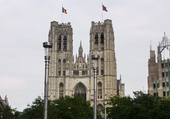 Cathédrale Saints-Michel-et-Gudule