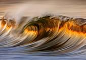 vague de surf