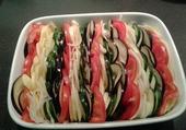 Tian de légumes .