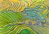 Puzzle plaines asiatiques
