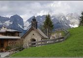 La petite chapelle.