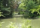 Pont sur le lac
