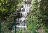 Puzzle Cascade Parc de l'orangerie