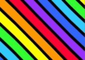 rayures colorés