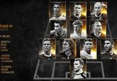Equipe type de la fifa 2014