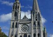 la cathédral de chartres