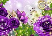 fantastic purple