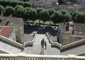 Eescalier monumental d'Auch