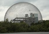 biosphère à Montréal Qc