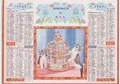 almanach 1963