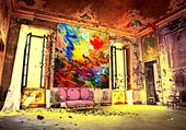 déco château tout en art