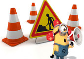 minion travaux bidobido