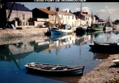 Port de Noirmoutier en 1958