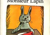 Puzzle Bon appétit M. Lapin