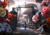 Alice au jardin