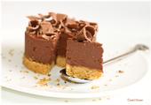 Puzzle dessert au chocolat