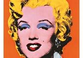 Marylin par Andy Warhol