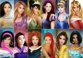 princesses stars