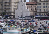 Puzzle Marseille Vieux Port