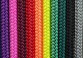 Lacets colorés