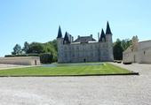Normandie. Chateau Pichon