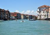 Le grand canal, Venise