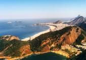 Une vue de Rio de Janeiro - 31/07/ 2015