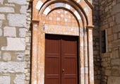 Porte en Croatie