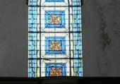 vitrail église Ars en ré