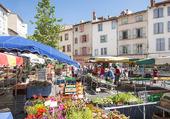 Marché au Puy  en Velay