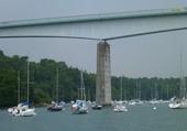 benodet finistere et le pont